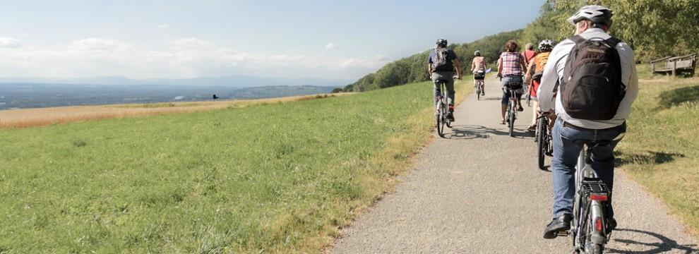 """offizielle Pressekonferenz  zu """"Mythische Orte am Oberrhein"""""""